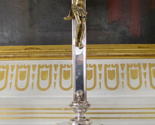 Kirche Ernstthal - Kruzifix