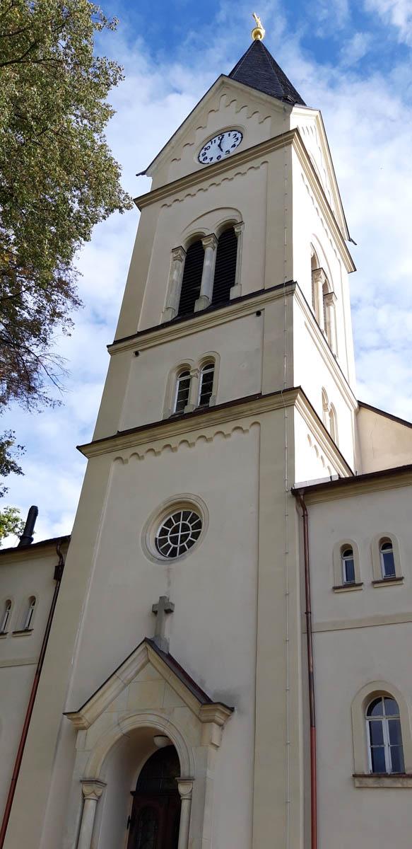 Kirche Wüstenbrand
